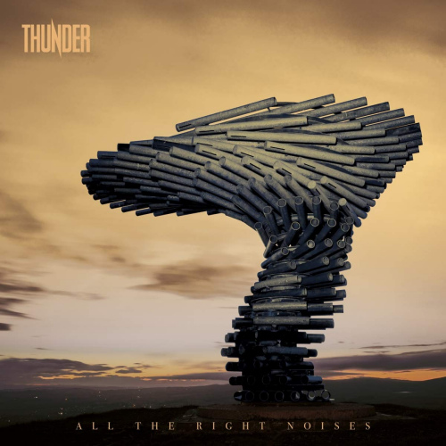 Thunder-All-the-right-noises