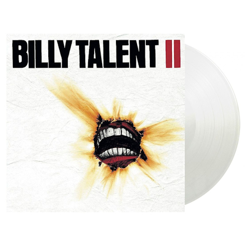 BILLY TALENT - BILLY TALENT II -COLOURED-BILLY-TALENT-BILLY-TALENT-II-COLOURED-.jpg