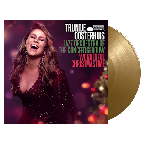 OOSTERHUIS, TRIJNTJE / JAZZ ORCHESTRA OF THE CONCERTGEBOUW - WONDERFUL CHRISTMASTIME -COLOURED-OOSTERHUIS-TRIJNTJE-JAZZ-ORCHESTRA-OF-THE-CONCERTGEBOUW-WONDERFUL-CHRISTMASTIME-COLOURED-.jpg