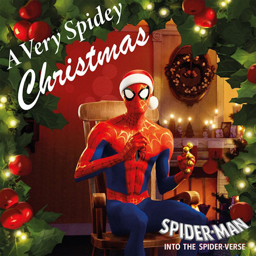 V-A-Various-Artists-A-very-spidey-christmas