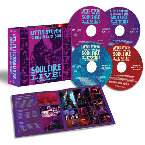 The-Disciples-Of-Soul-Little-Steven-Soulfire-live