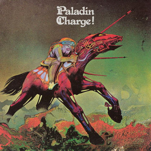 Paladin-Charge