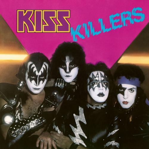 Kiss-KILLERS-COLOURED