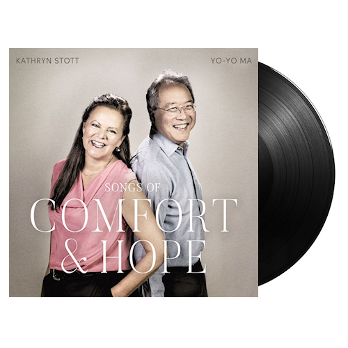 MA, YO-YO / KATHRYN STOTT - SONGS OF COMFORT & HOPE -LP-MA-YO-YO-KATHRYN-STOTT-SONGS-OF-COMFORT-HOPE-LP-.jpg