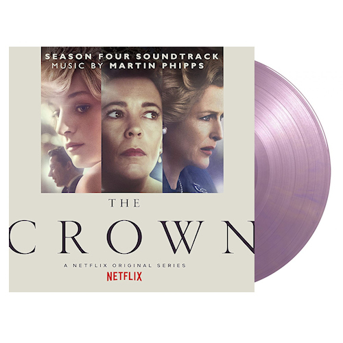 OST - THE CROWN: SEASON FOUR - MUSIC BY MARTIN PHIPPS -COLOURED-OST-THE-CROWN-SEASON-FOUR-MUSIC-BY-MARTIN-PHIPPS-COLOURED-.jpg