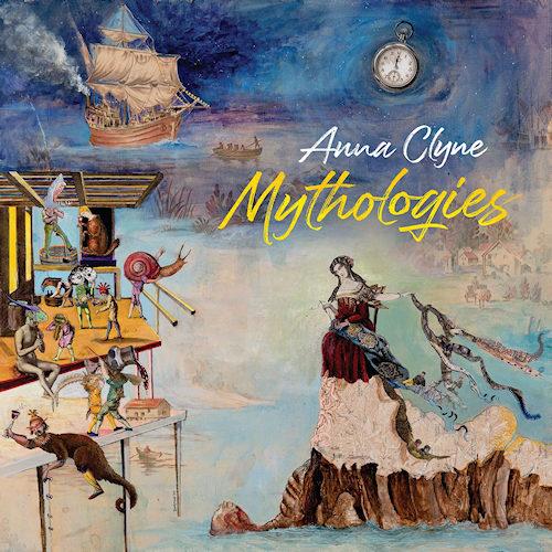 Anna-Clyne-Mythologies