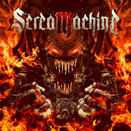 Screamachine-Screamachine