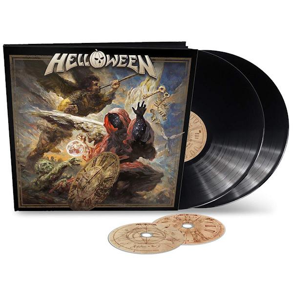 Helloween-Helloween-earbook