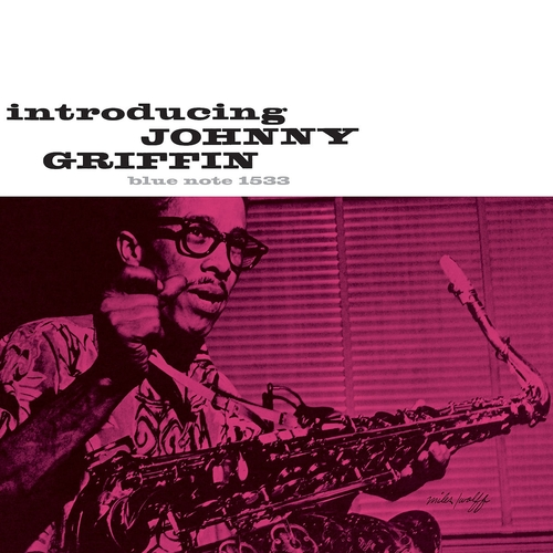 Johnny-Griffin-Introducing-remast