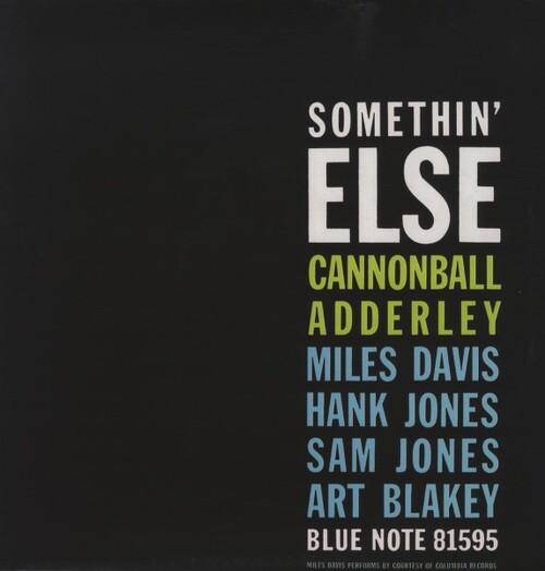 Cannonball-Adderley-Somethin-else