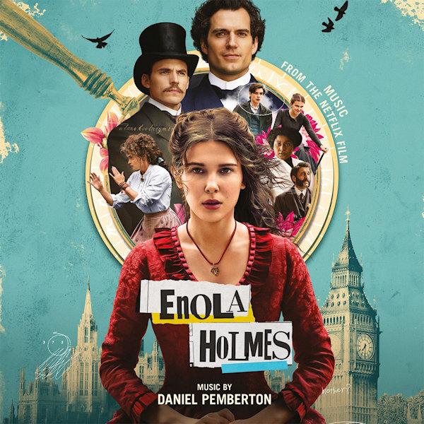 OST-Original-SoundTrack-Enola-holmes-coloured