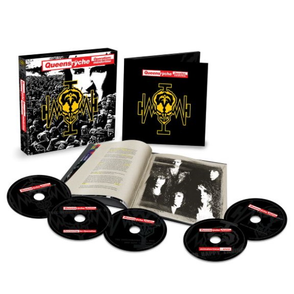 Queensryche-Operation-Mindcrime-4CD-DVD