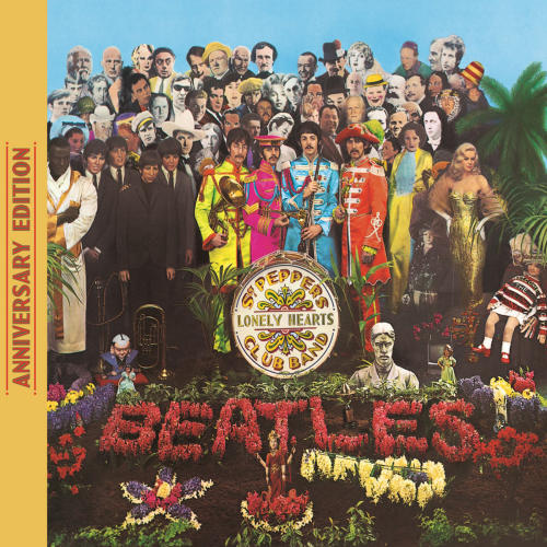 BEATLES - SGT PEPPERS 1CD ANNIVERARYBEATLES SGT PEPPERS 1CD ANNIVERARY.jpg