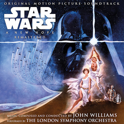 OST-Original-SoundTrack-Star-wars-a-remast