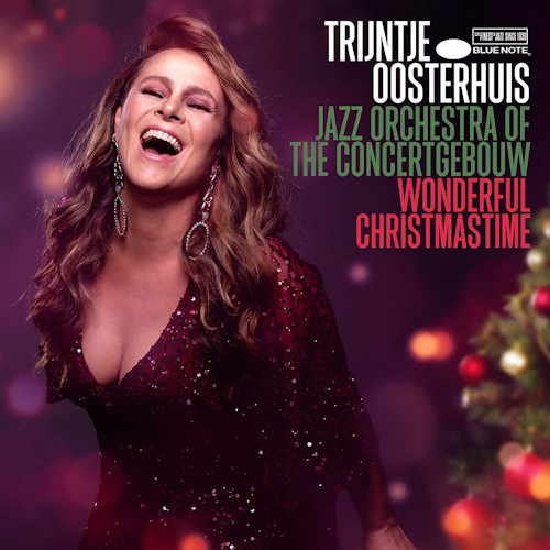OOSTERHUIS, TRIJNTJE / JAZZ ORCHESTRA OF THE CONCERTGEBOUW - WONDERFUL CHRISTMASTIMEOOSTERHUIS, TRIJNTJE - JAZZ ORCHESTRA OF THE CONCERTGEBOUW - WONDERFUL CHRISTMASTIME.jpg